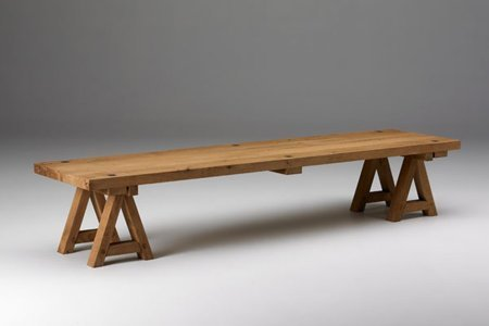 Trestle Coffee Table Products St Paul Home